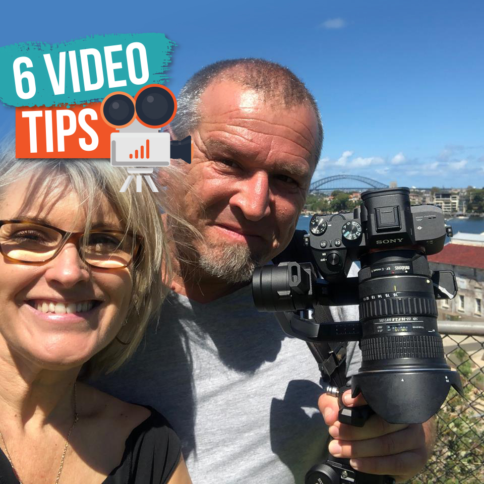 6 Quick Tips to Create Great Video